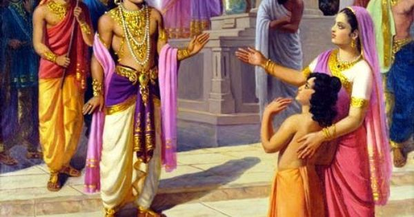 Bharata Shakuntala And Dushyantha Myths Of Bharata