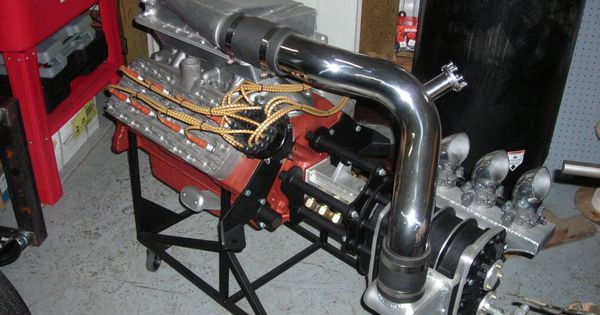 M And B Ford Flathead Supercharger: Technical - Supercharger