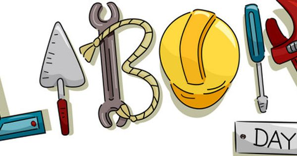 Top 15 Weird Holidays To Consider Celebrating Labor Day Clip Art Happy Labor Day Free Clip Art