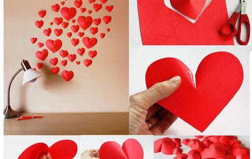 DIY hearts diy diy crafts do it yourself diy art diy hearts