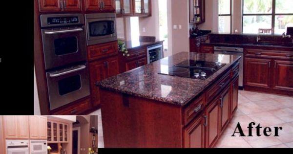 Kitchen Cabinet Refacing Phoenix Captivating 2018
