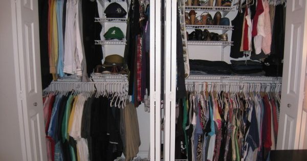 Bedroom trendy closet ideas for small bedrooms design for Jack and jill closet design