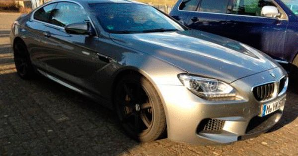 Wcf Reader Takes Pics Of Bmw M6 Coupe With Competition Package
