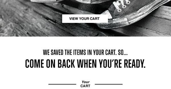 How Big Brands Send Abandoned Cart Emails Case Study Amasty Email Design Email Newsletter Design Brand Marketing
