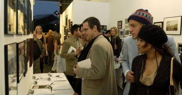 with Fashion designer Stella Parker, 07/06/2003 He got ...