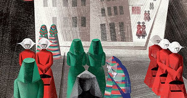 Margaret Atwood's The Handmaid's Tale – in pictures   Anna ...