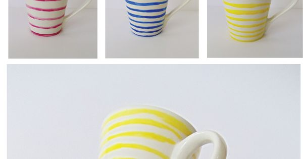 DIY coffee mugs - did it!