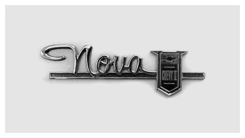 Chevrolet Chrome Script Lettering Car Badges Script Lettering