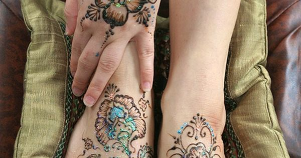 Those feet tattoo are awesome