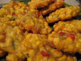 Resep Perkedel Jagung Resep Makanan Makanan Makanan Enak