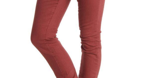 Warm red pants