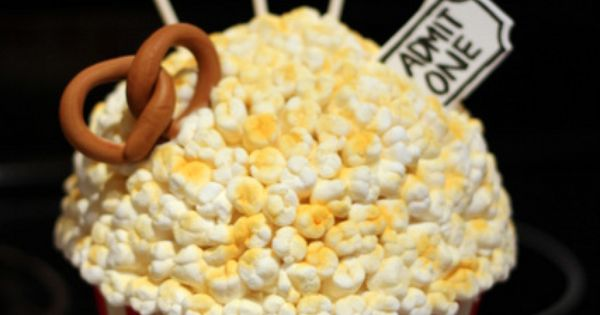 how to make giant popcorn