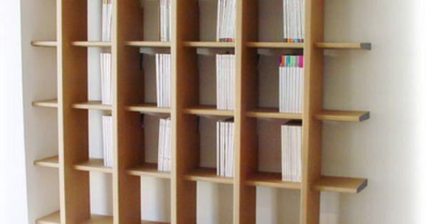 Cardboard Shelves Ideas For The Home Pinterest