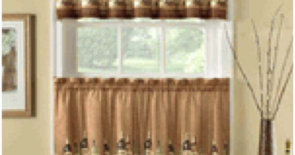 I Will Have These Curtains For My Kitchen Each Wine Theme Pinterest