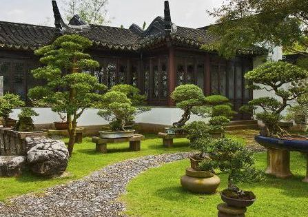 Comment d corer son jardin selon le feng shui 9 tapes for Articulos para jardin