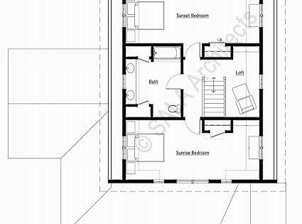 Floor Plan 2nd Floor Of Holly Ridge Farmhouse Really