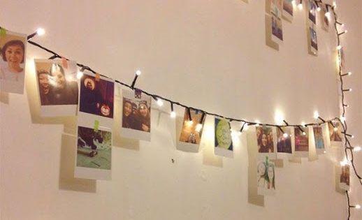Me encantan las luces colgantes en las habitaciones les - Luces decorativas ikea ...