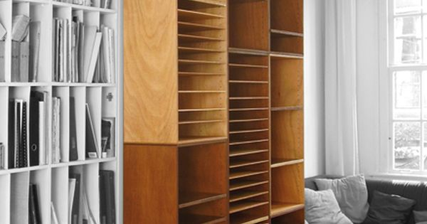 wow, love this hidden storage, functional and gorgeous!