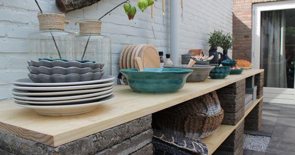 Tuinen garden ontwerp design huib schuttel lodewijk hoekstra buiten keuken pinterest - Buitentuin ontwerp ...