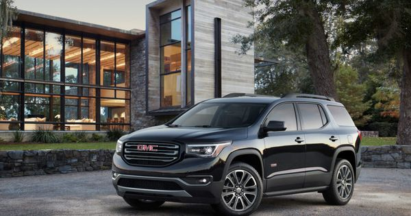 2017 Gmc Acadia Review Ratings Specs Prices And Photos Suv Gmc Acadia 2017 Gmc