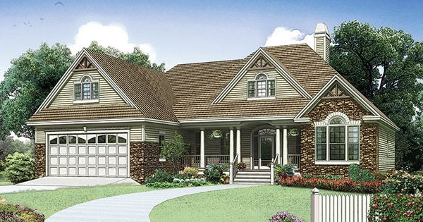 Carrollton Don Gardner House Plans