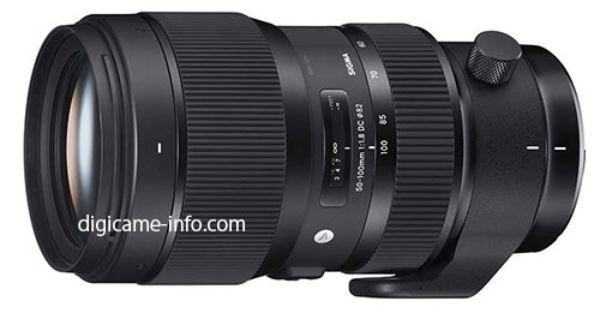 No Joke Sigma Will Announce A New 50 100mm F 1 8 Dc Hsm Art Lens