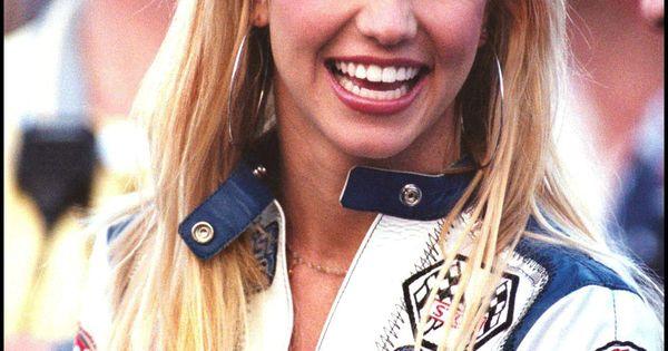 Britney motor racer