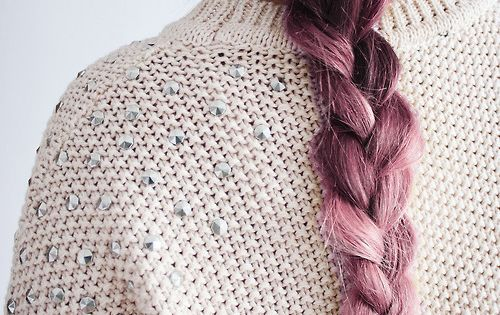 #ombrehair hairstyle haircolor braid