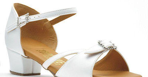 "Ladies Sparkly Social Ballroom Dance Shoes Social 2.5/"" Heel ROSE By Topline Katz"