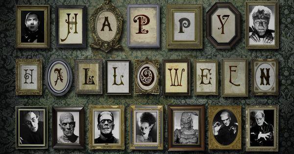 Pinterest Halloween Wall Decor : Inspiration diy halloween wall source http