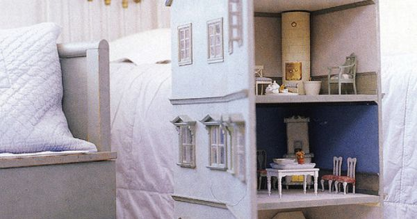 Dollhouse idea for my future kiddos