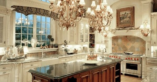 Dream Kitchen for the Dream House!