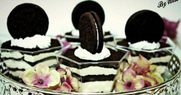 طريقة عمل كاسات الأوريو Delicious Oreo Pudding Recipe Ramadan Dessert Sweet رمضان افطار