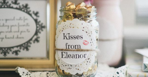 Vegan Baby Gift Ideas : Kisses from eleanor party ideas s baptism