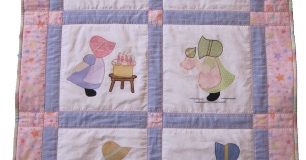 how to make a baby sunbonnet