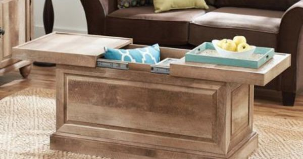 Better Homes And Gardens Crossmill Collection Coffee Table Weathered Gardens A Well And The End