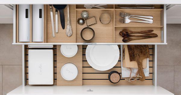 SieMatic  Keuken accessoires  Pinterest