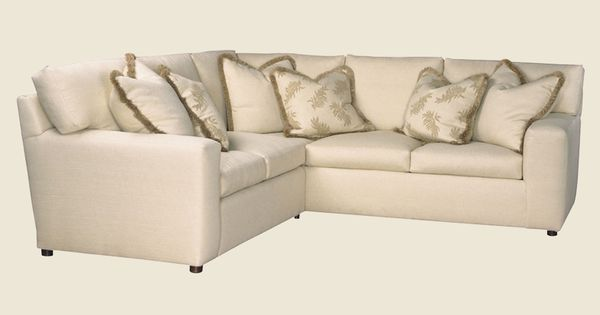 Norwood sectional sofa lexington home brands sit here for Furniture upholstery tacoma