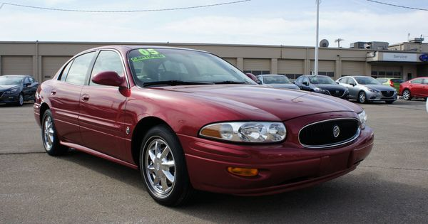 2005 buick lesabre limited sedan pre owned inventory. Black Bedroom Furniture Sets. Home Design Ideas