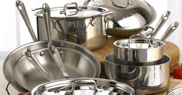 how to season a stainless steel pan to create a nonstick surface. Black Bedroom Furniture Sets. Home Design Ideas