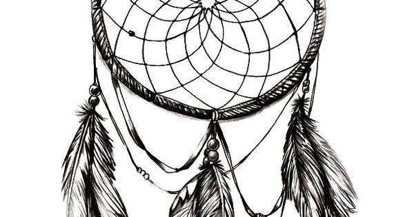 Dream Catcher Stencil Stencils Pinterest Dream
