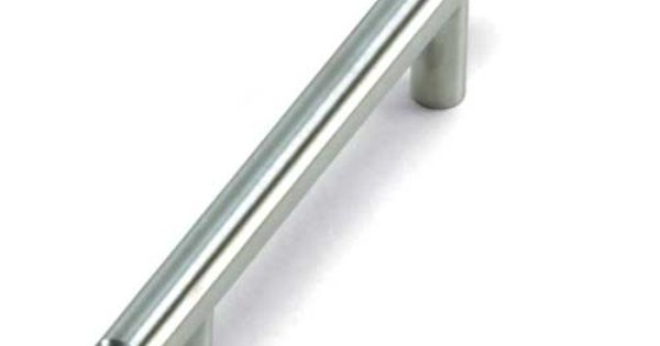Laurey Melrose Stainless Steel 5 3/4-Inch T-Bar Pull