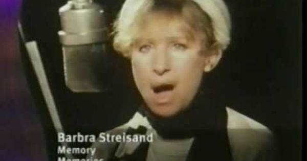 Barbra Streisand Memory Official Music Video 1981 From The