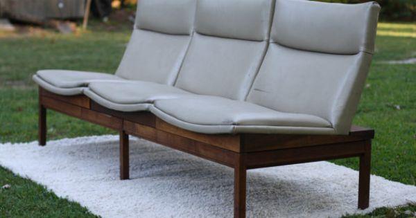 Rare Example Of An Arthur Umanoff Designed Sofa Designed By Arthur Umanoff For Madison