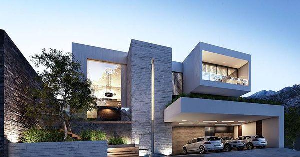 Ideas im genes y decoraci n de hogares principales for Imagenes de arquitectura minimalista