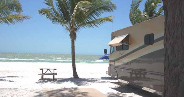Fort Myers Beach Red Coconut Rv Park Campgrounds In