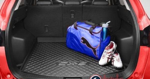 Mazda Cx5 Cargo Liner Accessories Boot Mat Cover Genuine 2012 2013