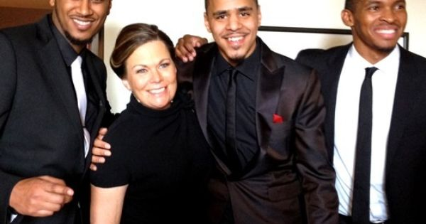 J Cole And His Mother J. Cole and His...
