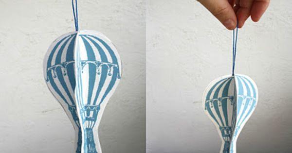 Sparkle Power!: Hot Air Balloons/ free pdf/ dn1/
