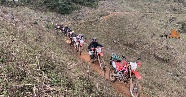 Off Road Motorbike Tour To Phu Yen Vietnam By Honda Crf250l In 2020 Vietnam Ha Giang First Indochina War